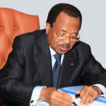 Biya has ordered a commission of inquiry into the Ngarbuh Massacre