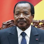 Cameroon ranked 40 out of 50 in Africa Democracy.