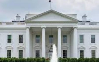 White House on a brief lockdown due to unauthorized aircraft that entered a restricted airspace