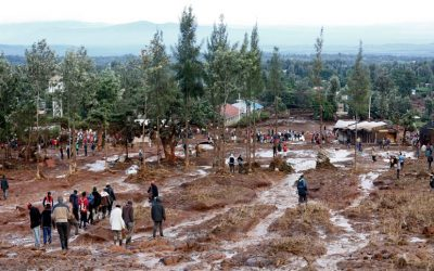Landslide in Kenya claims over 24 lives