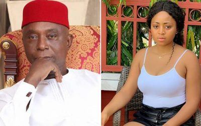 Regina Daniels: I can cook but he does not want me to