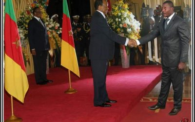 Cameroon: Paul Biya and Wife in Paris for the Paris Peace Forum