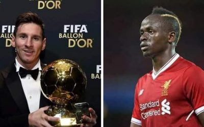 Ballon d'Or 2019: Sadio Mané reacts to his 4th place.
