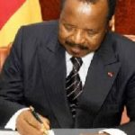 Paul Biya appoints new Secretary Generals.
