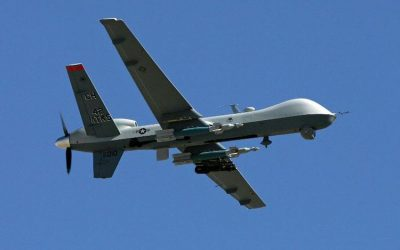 Mali: First Operation carried out by French drone, a total of 40 jihadists killed.