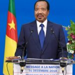 President Paul Biya promise to crush separatists