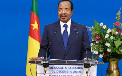 Cameroon-Anglophone Crisis: Paul Biya vows to crush separatists