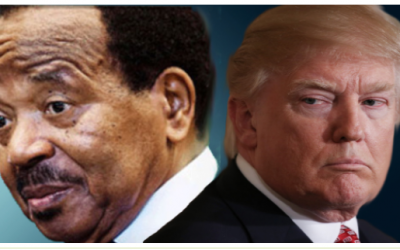 Cameroon-USA: Donald Trump finally signed removal of Cameroon from AGOA trade pact with US.