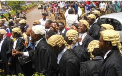 Cameroon: English speaking lawyers in Bamenda take to the streets again
