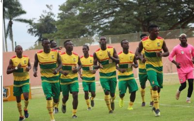 Camerron: intermediate lions set to go for round two before CHAN 2020 begins