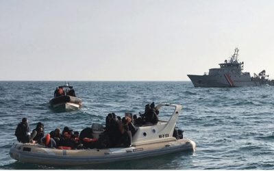 57 migrants dead off the coast of Mauritania
