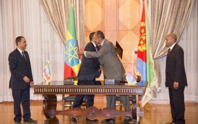 Ethiopia-Eritrea: The peace restoration process