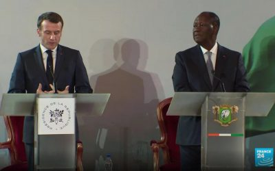 Africa: Macron calls colonialism a 'grave mistake' during visit to Ivory Coast