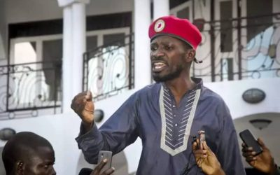 Uganda: Police Arrest Opponent Bobi Wine During A Public Meeting