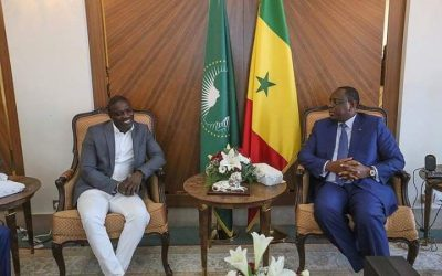 Senegal: Senegalese government offers land to Akon.