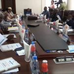 Elections Cameroon in a BOD meeting to evaluate level of preparedness for February 9 elections