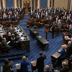 Trump impeachment vote live updates: Sharply divided Senate acquits Trump on both articles.