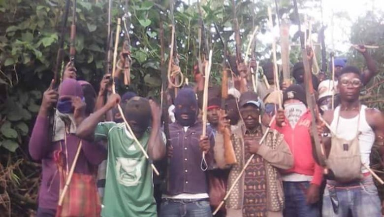 Alleged separatists killed five members of the Mbororo community in the locality of Mbui Mbem North West Region