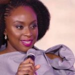 "Chimamanda Ngozi Adichie: ""Paul Biya has been in power since I was born, it's ridiculous""."
