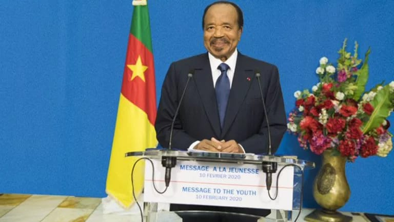 "Cameroon-Paul Biya: ""Over 500,000 jobs were created last year"""