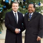 President of France and Cameroon