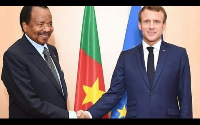 Cameroon-Anglophone Crisis: After a diplomatic quarrel, Emmanuel Macron and Paul Biya spoke on phone.