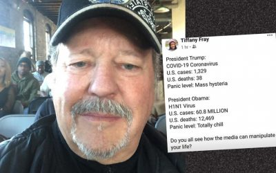 Virginia Pastor Who Posted About Coronavirus Being Mass Hysteria Dies of Virus