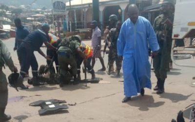 Anglophone Crisis: Three person arrested over women's day explosion in Bamenda