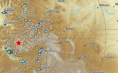 6.5 earthquake largest in Idaho since 1983