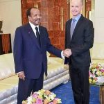 Paul Biya discussed modification of constitution with French Ambassador.