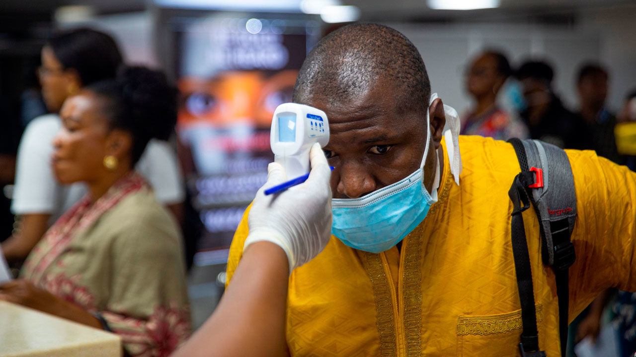 Africa could suffer coronavirus for many years, WHO warns.