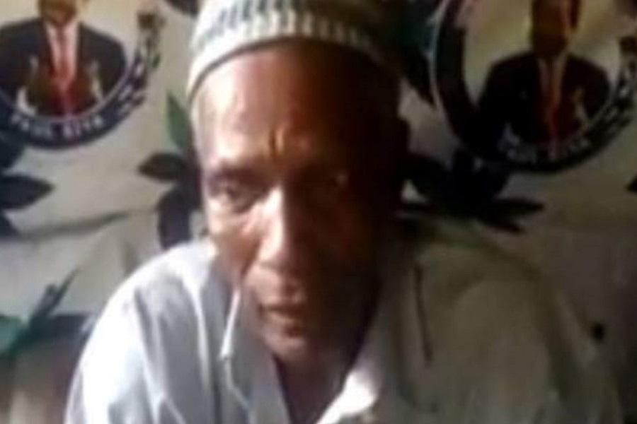 Village chief denies he refused COVID-19 gifts from president Paul Biya.