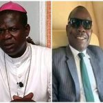 Archbishop Kleda receives 50 million francs from Amougou Belinga.