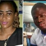 Akawung Frankaw student at the university of Buea SW Region of Cameroon was stabbed to death by her boyfriend Tonji Alain