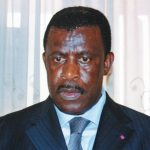 ormer Prime minister Inoni Ephraim left hospital in France.