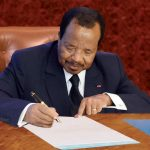 Paul Biya to dismiss some ministers in new ministerial reshuffle.