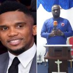 Ivory Coast pastor who predicted death of Samuel Eto'o apologize.